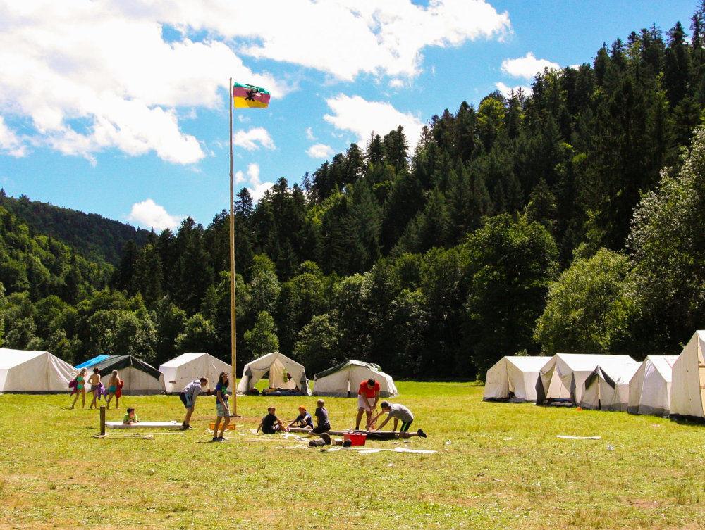 Das Sommerlager 2020 wird abgesagt